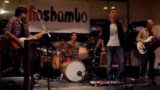 Roshambo - Secret Agent Man (Johnny Rivers cover)