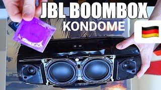 KONDOME VS JBL BoomBox bei Pasha Es DE