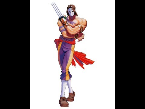 STREET FIGHTER 2 CHAMPION EDITION VEGA FULL PERFECT
