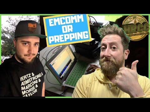 Radio Prepping Vs. Emergency Communications?