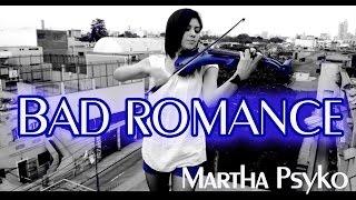 LADY GAGA 💿 en VIOLIN ELECTRICO!! ( Bad romance)