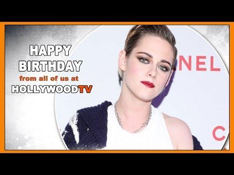 Happy Birthday Kristen Stewart - Hollywood TV