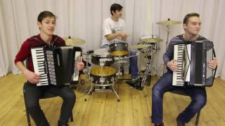 Highway to Hell / AC/DC cover/ FireFingers feat. Drum Sound