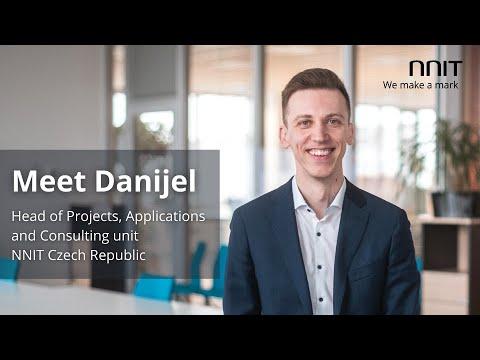 Meet Danijel   Head of PAC NNIT Czech Republic