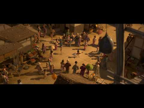 'Kubo and the Two Strings' VFX breakdown 023