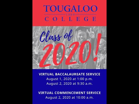 2020 Virutual Commencement Exercises