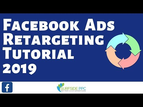 Facebook Ads Retargeting Campaign and Facebook Retargeting Audiences Tutorial