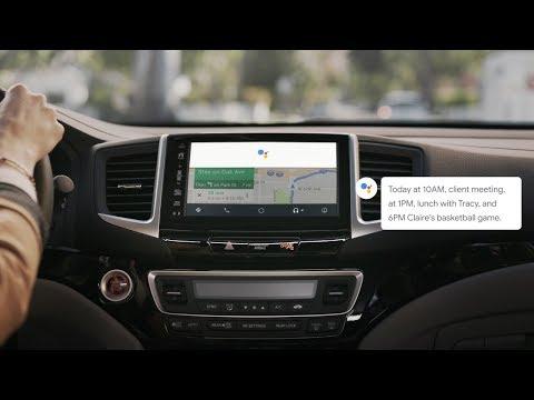 google assistant flyttar in i android auto hey google hur mycket soppa har jag kvar feber bil. Black Bedroom Furniture Sets. Home Design Ideas