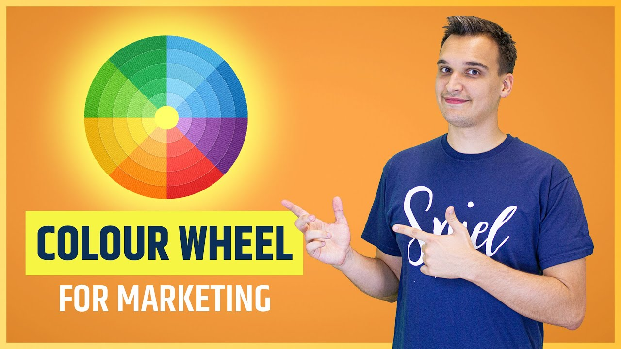How To Use The Colour Wheel To Supercharge Your Marketing