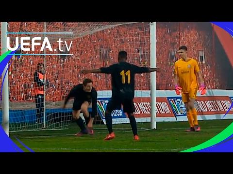UEFA Youth League highlights: Altinordu v Atlético
