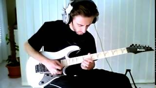 Yngwie Malmsteen - ARPEGGIOS FROM HELL - Guitar by Nico Palumbo