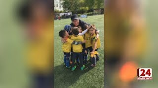Юные футболисты завоевали путевку на финал в Турцию