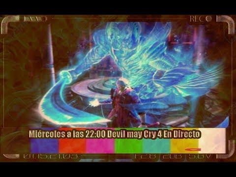 ➡ Devil May Cry 4 Completo en Directo#1 Parte de Nero ⬅