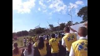 Chamado à Servir -  Missão Brasil  Cuiabá