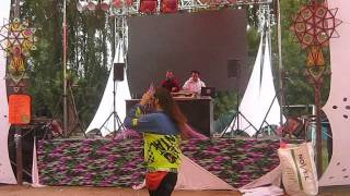 Pulsar & Thaihanu Live @ Montemapu Festival 2011 (Good Audio)