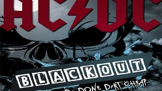 Blackout - Dirty Deeds Done Dirt Cheap (AD/DC cover)
