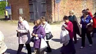 York Joint Walsingham Pilgrimage 2 - Father Dominique Minskip