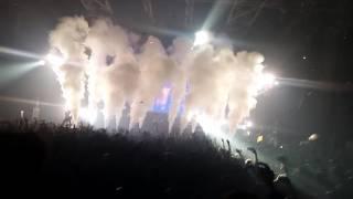 A$AP Rocky - Wild For The Night Live Zénith Paris