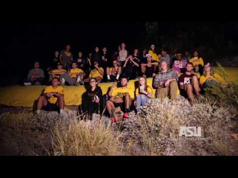 "ASU Traditions: Protect the ""A"""