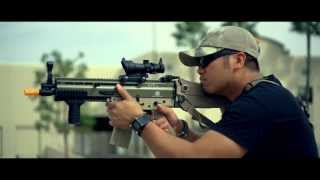 FN Herstal SCAR-L - Classic Army Airsoft Video Tutorial