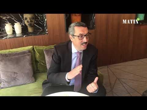 Video : Anouar Benazzouz : l'ADM est mobilisée pour relever les défis de la mobilité durable