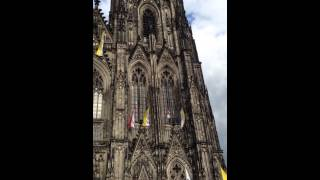 The Bells of The Cologne Cathedral -  June 2014