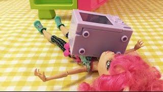 O forninho caiu (Versão Monster High)