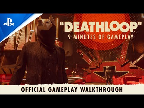 WTFF::: Deathloop Gameplay Shows Ways Colt Can Take Down a Visionary