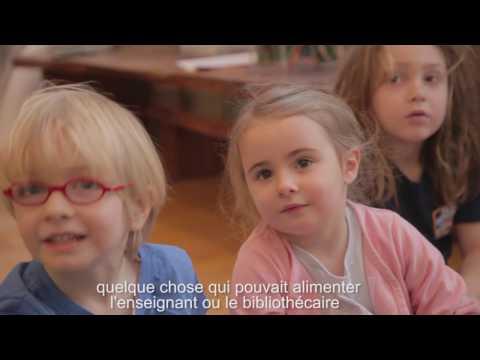 Vidéo de Hervé Tullet