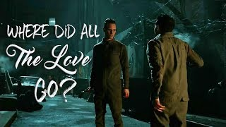 Gotham    Where Did All the Love Go?    Edward Nygma & Oswald Cobblepot