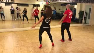 Ataca y Bianca ⦃Master Class⦄ ► Necio by Romeo Santos