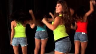 Coreografía de Dançando de Ivete Sangalo con Shakira / TKM
