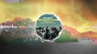 Maroon 5 - Don't Wanna Know (Guz Zanotto & Marco Fanfa Remix)