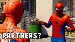 Spider Man Meets the Fake Spider-Man (Spider-Men Side Mission)
