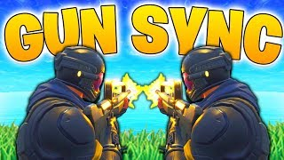 ♪ EVERYTHING ♪ ~ Fortnite: Battle Royale Gun Sync ~ Diamond Eyes [NCS Release] w/Nightcore Edit