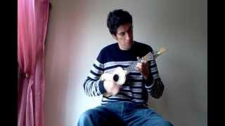 Paulo Bastos plays Portuguese Cavaquinho (medley 1)