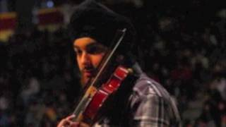 "Beautiful People (Chris Brown) Violin Cover- Raaginder ""Violinder"""
