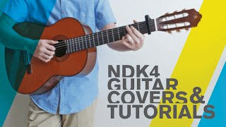 Guitar Cover: Sun Goes Down - David Guetta and Showtek feat Magic! and Sonny Wilson