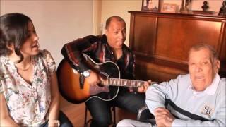 Luiz de Carvalho, Priscila e Maestro Cunha - Porque Ele Vive
