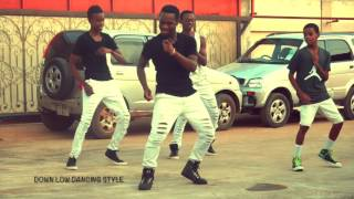 THE DOWN LOW DANCING STYLE ft WIZ D width=