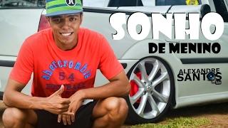 SONHO DE MENINO! Saveiro g3