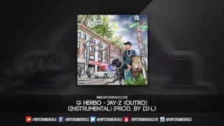 G Herbo - Jay-Z (Outro) [Instrumental] (Prod. By DJ-L) + DL via @Hipstrumentals