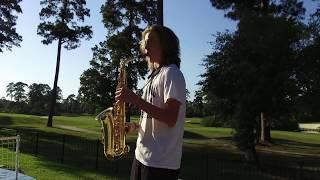 Sax Trio - Chameleon (Cover)