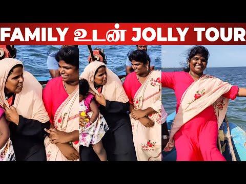 அம்மா-க்காக special song  dedicate செய்த Nisha   Vijay TV   KPY   Pugazh   Sivaangi