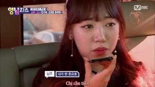 [VIETSUB] Kim Namjoo gọi điện chơi khăm Kim Minjae