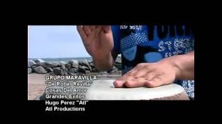 COSAS DEL AMOR-GRUPO MARAVILLA DE ROBIN REVILLA VIDEO OFICIAL (HQ)