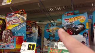 Dollar General: $0.17 Hot Wheels! ($1 Value)