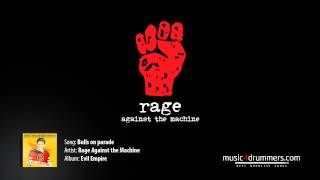 DRUMLESS Rage Against the Machine -  Bulls on parade