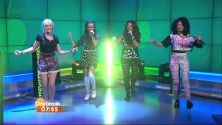 Little Mix  How Ya Doin' ft. Missy Elliott Live Daybreak) HD.720