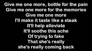 Eminem ft  Kobe   Die Alone HQ & Lyrics
